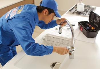 水まわりの修理依頼:STEP03
